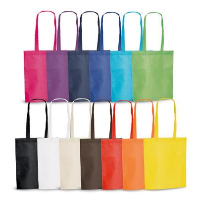 Tote bag pas cher sac shopping personnalisé logo quadri publcitaire