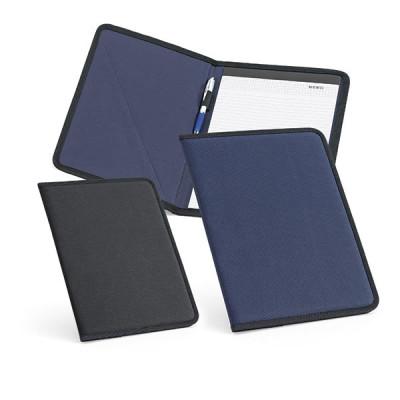 conférencier personnalisable noir ou bleu A4