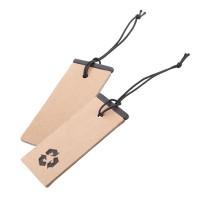 Étiquette à bagage personnalisé Eco