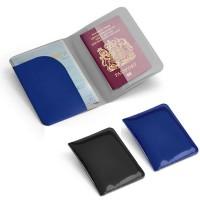 Pochette passeport publicitaire