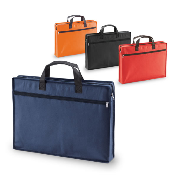Porte documents first bagage sac personnalis publicitaire - Porte document personnalise ...