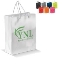 sac papier A4 couleur publicitaire Dimensions : 24 x 10 x 30 cm