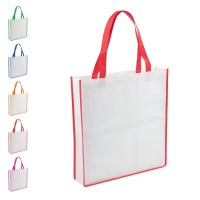 Sac Shopping Blanc personnalisé