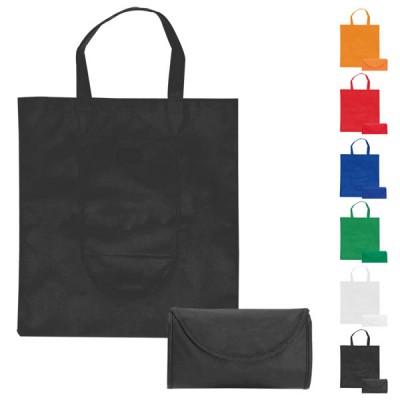 Sac shopping pliable personnalisé Colours