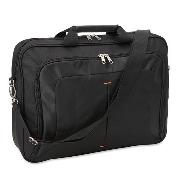 sacoche ordinateur 17 pouces publicitaire l a bagage sac personnalis publicitaire. Black Bedroom Furniture Sets. Home Design Ideas