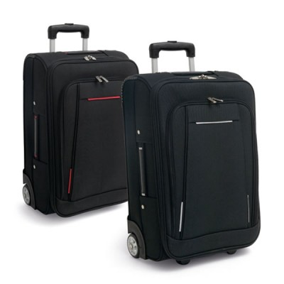 Valise Trolley publicitaire Verse