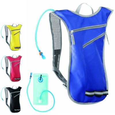 Sac à dos poche à eau publicitaire personnalisé pour jogging vtt cycliste randonnée Sac à dos gourde personnalisable