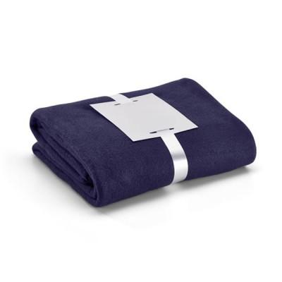 couverture polaire bleu bagage sac personnalis publicitaire. Black Bedroom Furniture Sets. Home Design Ideas