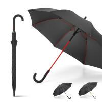 Parapluie personnalisable resistant au vent publicitaire pas cher