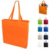 Tote bag coton couleur personnalisé publicitaire pas cher