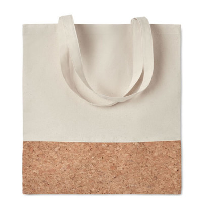 Sac coton et liège personnalisable goodies tote bag personnalisable
