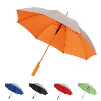 Parapluie tempête Golf bicolore objet publicitaire